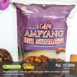 Ampyang Coklat Ibu Suharti